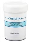 Multivitamin Anti-wrinkle eye mask- Мультивитаминная маска для зоны вокруг глаз, Christina, 250 мл